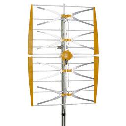 DVB-T/T2 Versterkte Buitenantenne 13 dB UHF