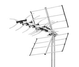 DVB-T/T2 Buitenantenne 12.5 dB UHF