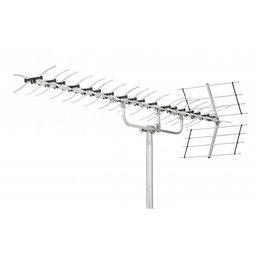 DVB-T/T2 Buitenantenne 17 dB UHF