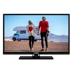 Telefunken XH24D401V 24 Inch 12V LED Smart TV