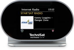 Technisat DigitRadio 120IR FM/DAB+ ontv + Internet