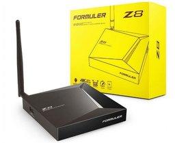 Formuler Z8 IPTV mediaspeler 4K UHD