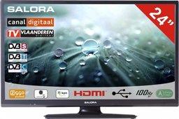 Salora 24LED9109 DVB-C/T2/S2 CD/Joyne 12Volt