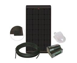 NDS KBS110WP Zonnepaneel Black 110W SET + Suncontrol MPPT