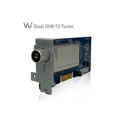 Vu+ DVB-T2 Dual tuner voor Vu+ UNO 4k Ultimo DUO 4k