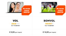 CanalDigitaal TV App Vol of BOM Vol