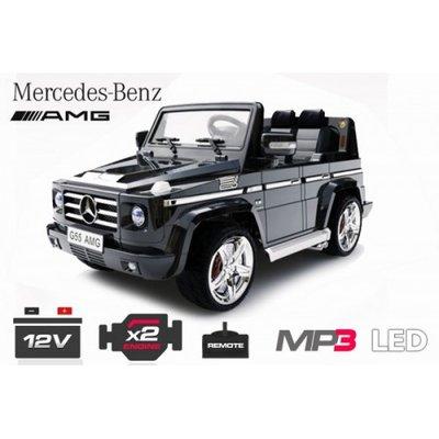 Mercedes G55 AMG LICENTIE