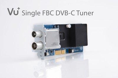 VU+ DVB FBC Twin Tuner UNO 4K / ULTIMO 4K ( 8 DEMODULATOREN )