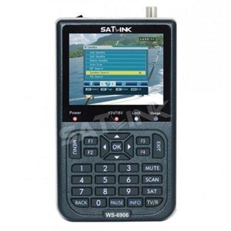 SaTLink WS-6906 satelliet meter