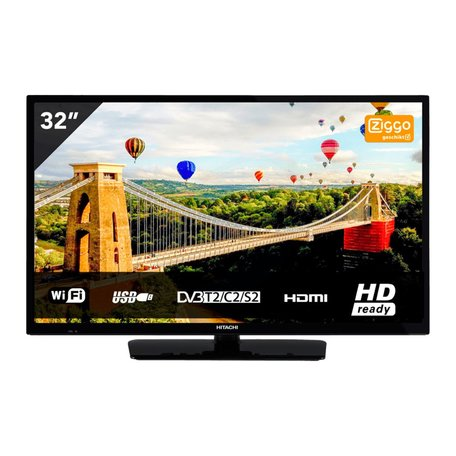 Hitachi 32HE1000 32inch - HD Ready TV
