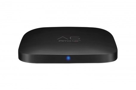 Amiko A6 4K UHD IPTV & Android box