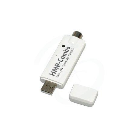 HMP-Combo DVB C/T2 Hybrid USB Tuner