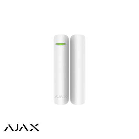 Ajax DoorProtect wit magneetcontact en mini magneet