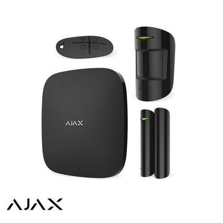Ajax Alarmsysteem kit A draadloos - Zwart