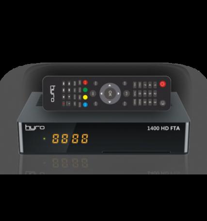 Hyro 1400 HD FTA satelliet ontvanger