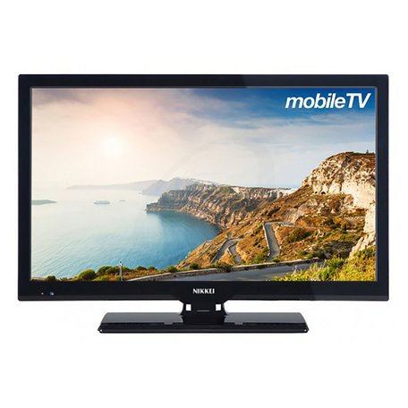 Nikkei NL22MBK 22inch FULL HD LED TV HEVC H.265