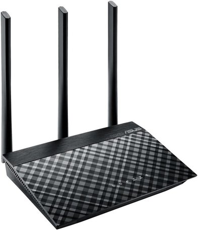ASUS RT-AC53 draadloze router Dual-band (2.4 GHz / 5 GHz) Gi