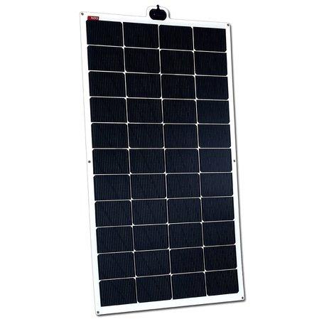 NDS SOLARFLEX EVO 150W Flexibel Zonnepaneel