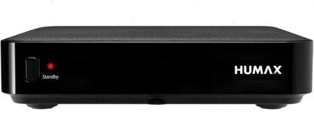 Humax IRHD-5550C HD kabeltuner voor vrije zenders