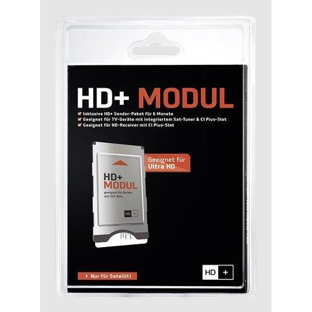 HD+ Smartkaart met CI+ module met 6 maanden 50 Duitse HD zenders