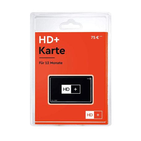 HD+ Smartkaart voor 1 jaar voor 50 Duitse HD kanalen