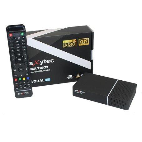 Maxytec Multibox 4k Dual DVB-S2