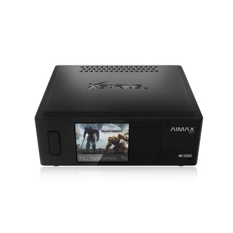 Xsarius Aimax OTT 4K UHD AndroidTV