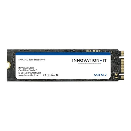 Innovation IT 00-256555 internal solid state drive M.2 256 GB PCI Express 3D TLC NAND