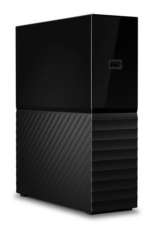 Western Digital My Book 3.5 Inch externe HDD 8TB