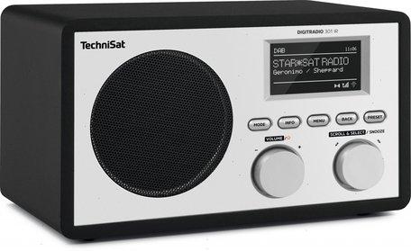 Technisat DigitRadio 301 IR mono Dab+ tafelradio