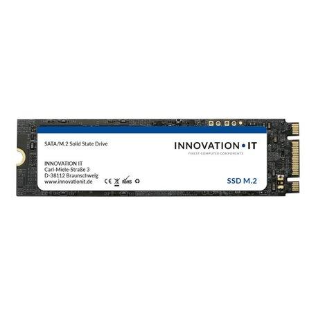 Innovation IT 00-256555 internal solid state drive M.2 256 GB PCI Express 3D TLC NAND