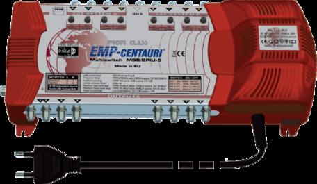 EMP-Centauri MS9/8PIU-5 DiSEqC multiswitch