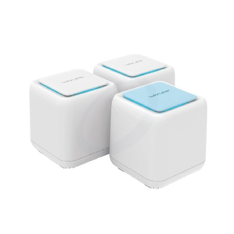 Wavlink AC1200 Halo Base x3 - Dual band WiFi - 1200Mbps