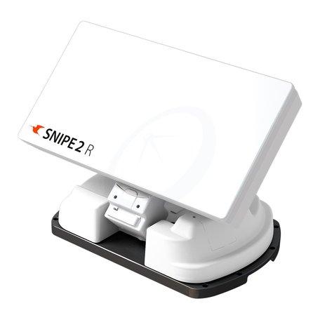 Selfsat Snipe 2R Single Volautomatisch GPS met afstandsbediening