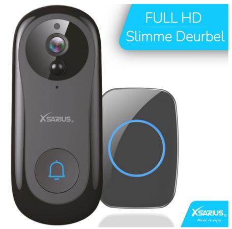 Xsarius Smart Deurbel Pro