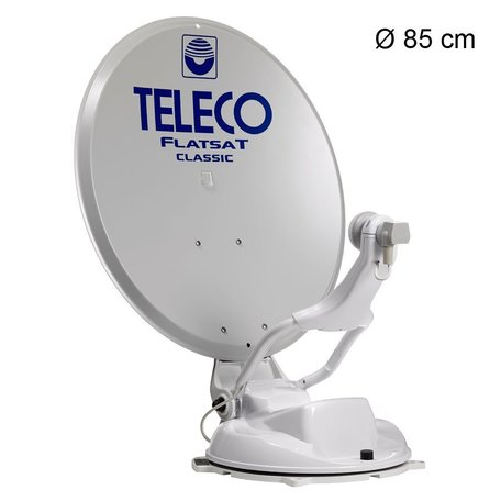 Teleco Flatsat Classic BT 85 SMART Panel 16 SAT Bluetooth