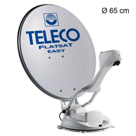 Teleco Flatsat Easy BT 65 SMART  Panel 16 SAT  Bluetooth
