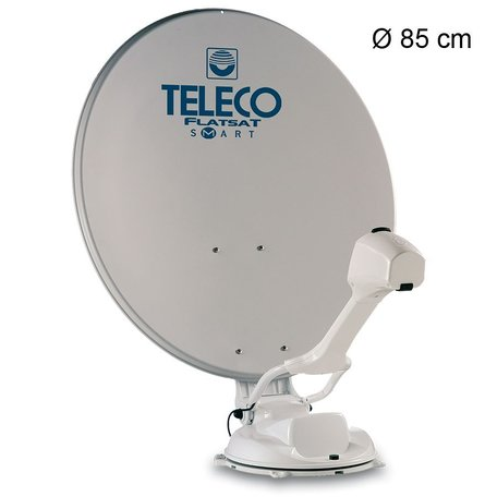 Teleco Flatsat SKEW Easy BT 85 SMART P16 SAT Bluetooth