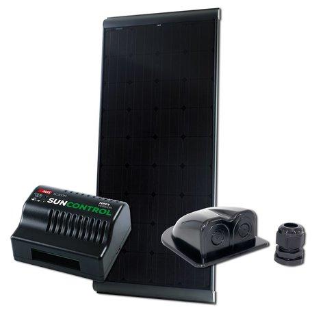 NDS BLACKSOLAR 180W Zonnepaneel SET + SC320M