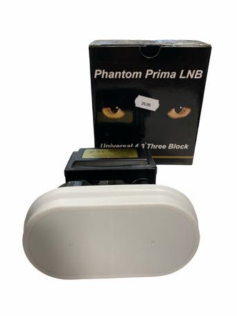 Phantom Prima Univeral 4.3 Three Block LNB