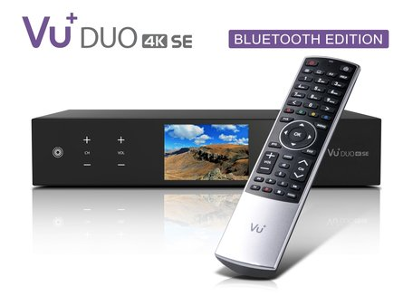 VU+ Duo 4K SE BT Edision