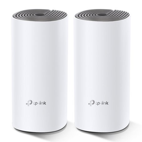 TP-LINK Deco E4 (2-pack) Dual-band (2.4 GHz / 5 GHz) Wi-Fi 5