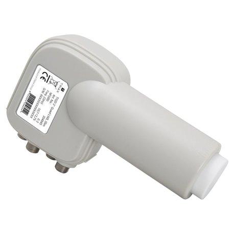 Triax TIQD Slim Line Lens Quad LNB