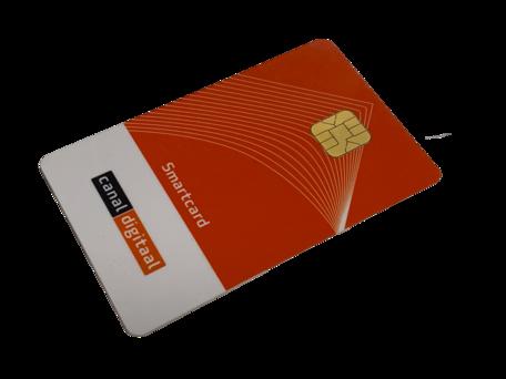 Smartcard Canaldigitaal