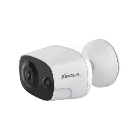 Xsarius Mobicam Pro WiFi Camera met ingebouwde accu - tweeweg audio en bewegingsdetectie