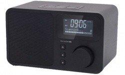 TinyAudio M9 DAB+ radio zwart