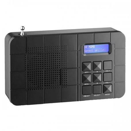 DA18 FM/DAB+ digitale radio