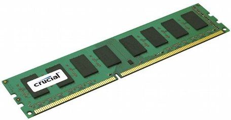 Crucial 4096MB DDR3/1600 Bulk ( 20 in doos )