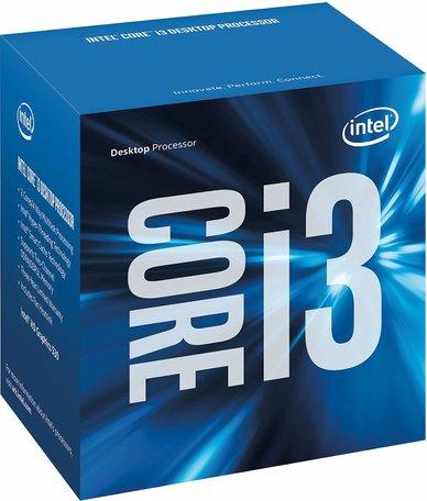 Intel® Core™ i3-7100 7th  / 3.9Ghz / Dual Core / LGA1151