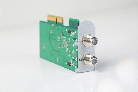 Dream Multimedia - DVB-S2 DUAL (TWIN) tuner voor Dreambox